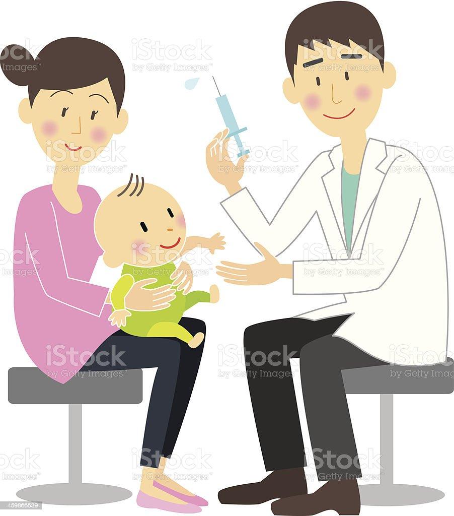 vaccination clip art vector