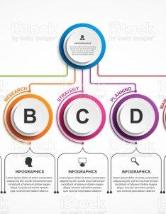 Infographic design organization chart template illustration also stock vector art rh istockphoto