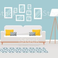 Living Room Pictures Clipart Purple Ideas Royalty Free Clip Art Vector Images Illustrations Interior Of The Banner Illustration
