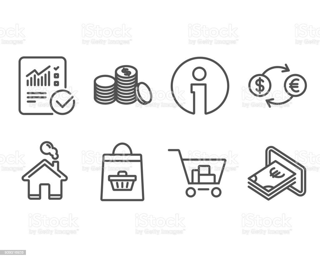 achats sur internet bureau de change et les icones de calcul checked achats sur