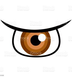 isolated monster eye royalty free isolated monster eye stock illustration download image now [ 1024 x 1024 Pixel ]