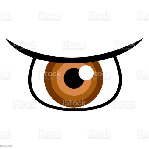 small resolution of isolated monster eye royalty free isolated monster eye stock illustration download image now