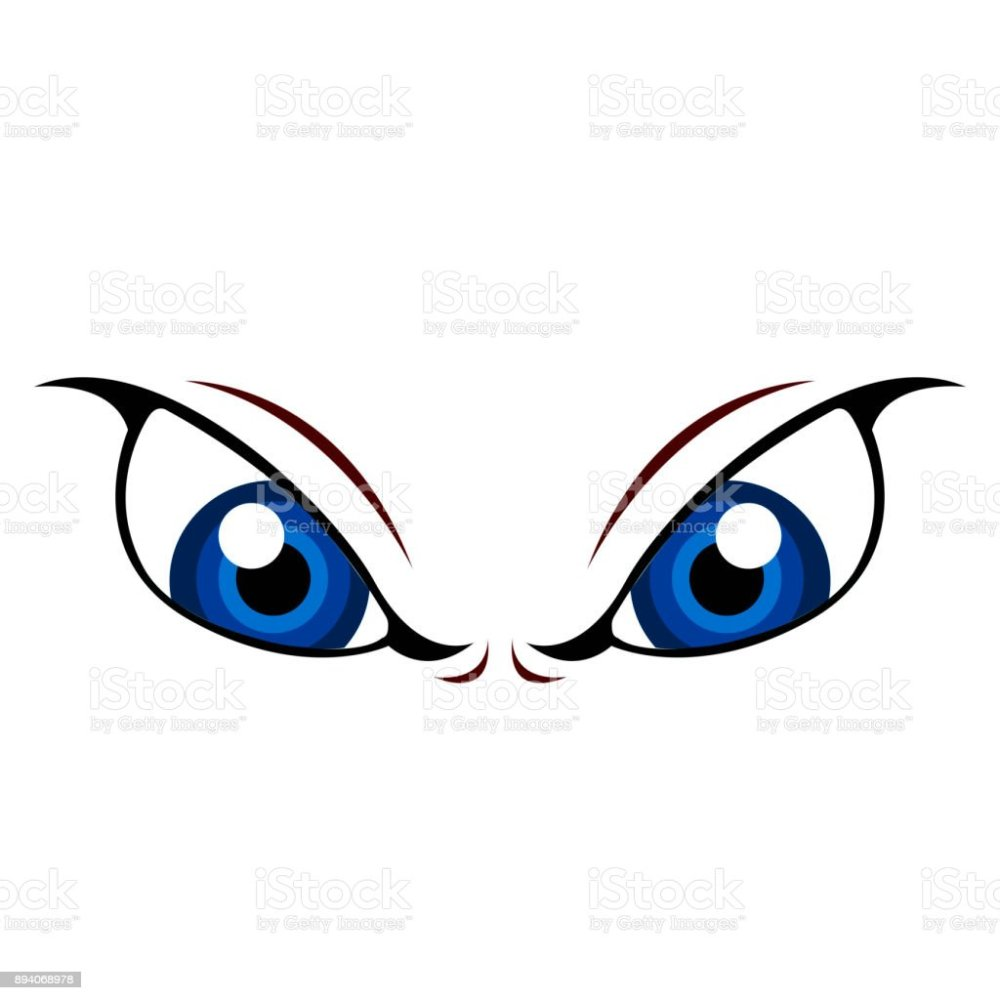 medium resolution of isolated monster eyes royalty free isolated monster eyes stock illustration download image now