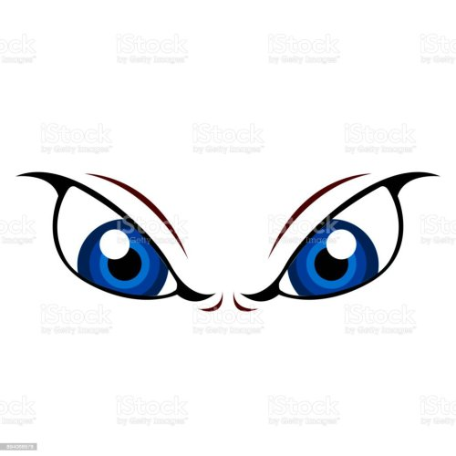 small resolution of isolated monster eyes royalty free isolated monster eyes stock illustration download image now