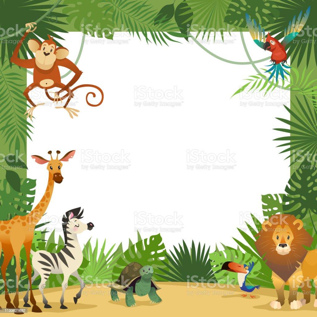safari vector art graphics freevector com