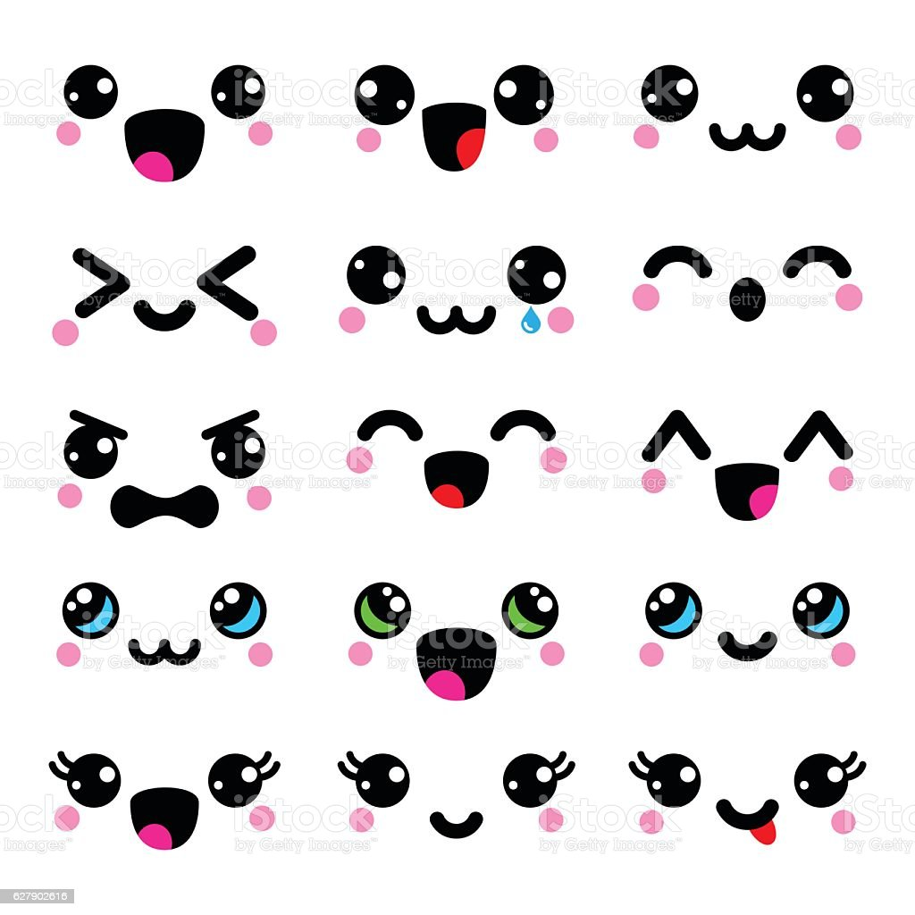 Plus, learn interesting facts about each animal, including their origin and special features that help them survive at womansday.com. 12 829 Kawaii Girl Illustrations Clip Art Istock