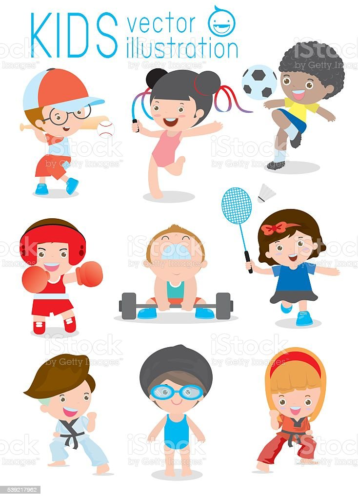 Top 60 Taekwondo Kids Clip Art. Vector Graphics and Illustrations - iStock