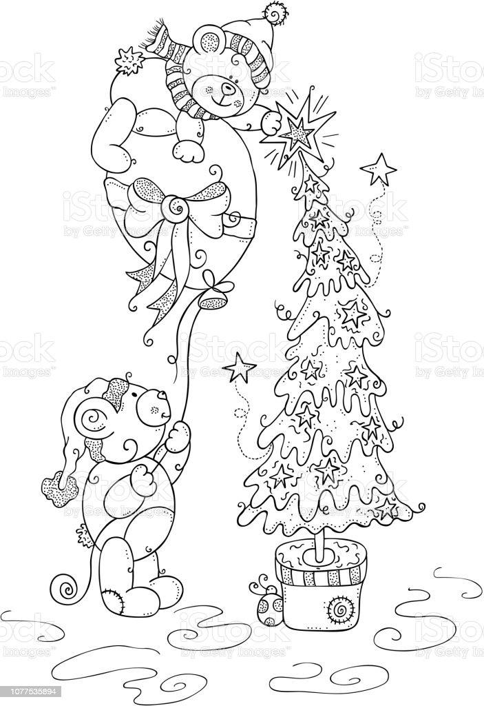 Malvorlagen Weihnachtsbaum Xxl