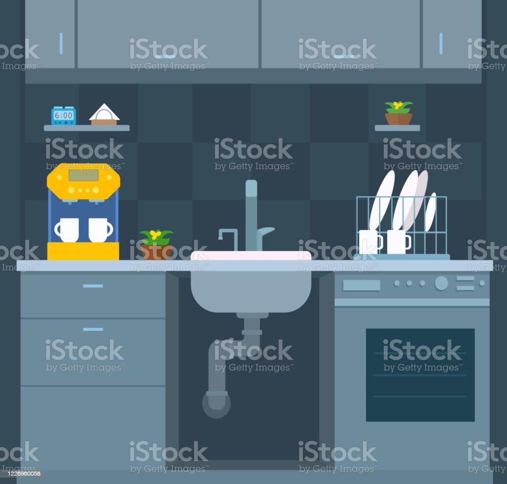 72 under sink illustrations clip art