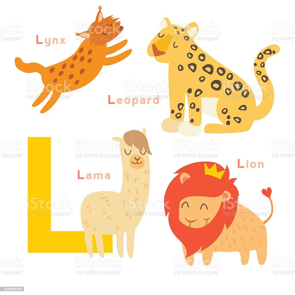 Inspirational Animals That Begin With The Letter L - wallpaper cute