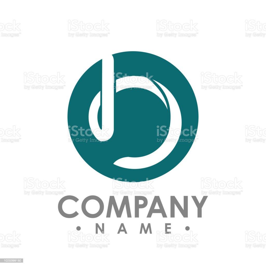 b letter logo design