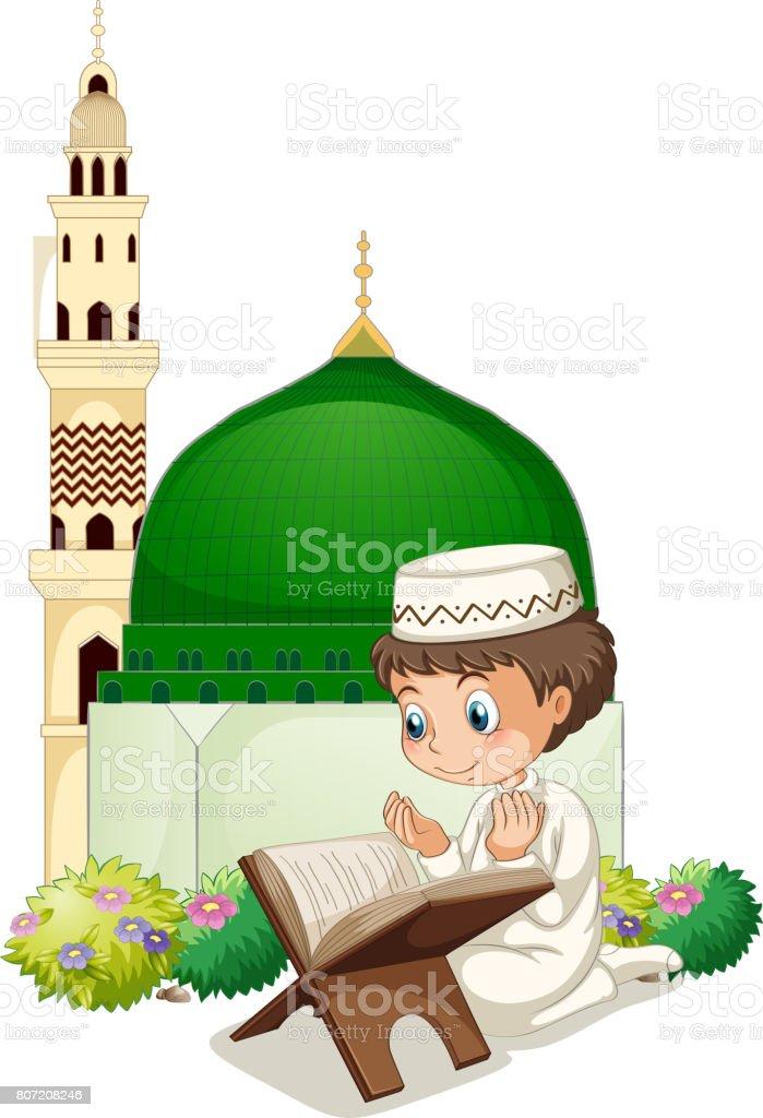 children praying clipart pictures