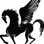 Magic Horse Stock Illustration Download Image Now Istock