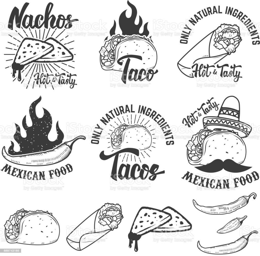 best salsa dip illustrations