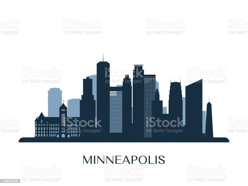 Royalty Free Minneapolis Clip Art Vector Images