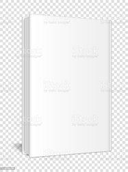 Standing Book Transparent Background