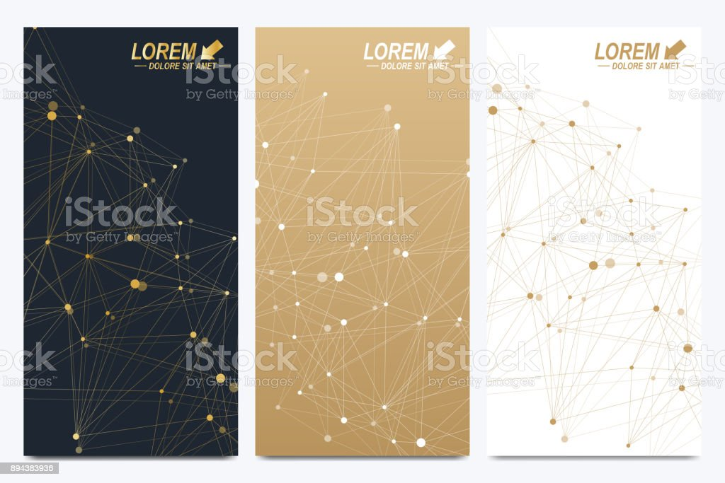 lewis dot diagram for gold energy transformation chemistry wiring blog modern golden set of vector flyers stylish polygonal pattern electron