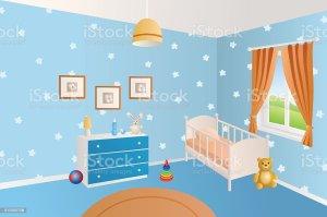 bed vector toys modern window making interior clip illustrations royalty illustration decor graphics istockphoto