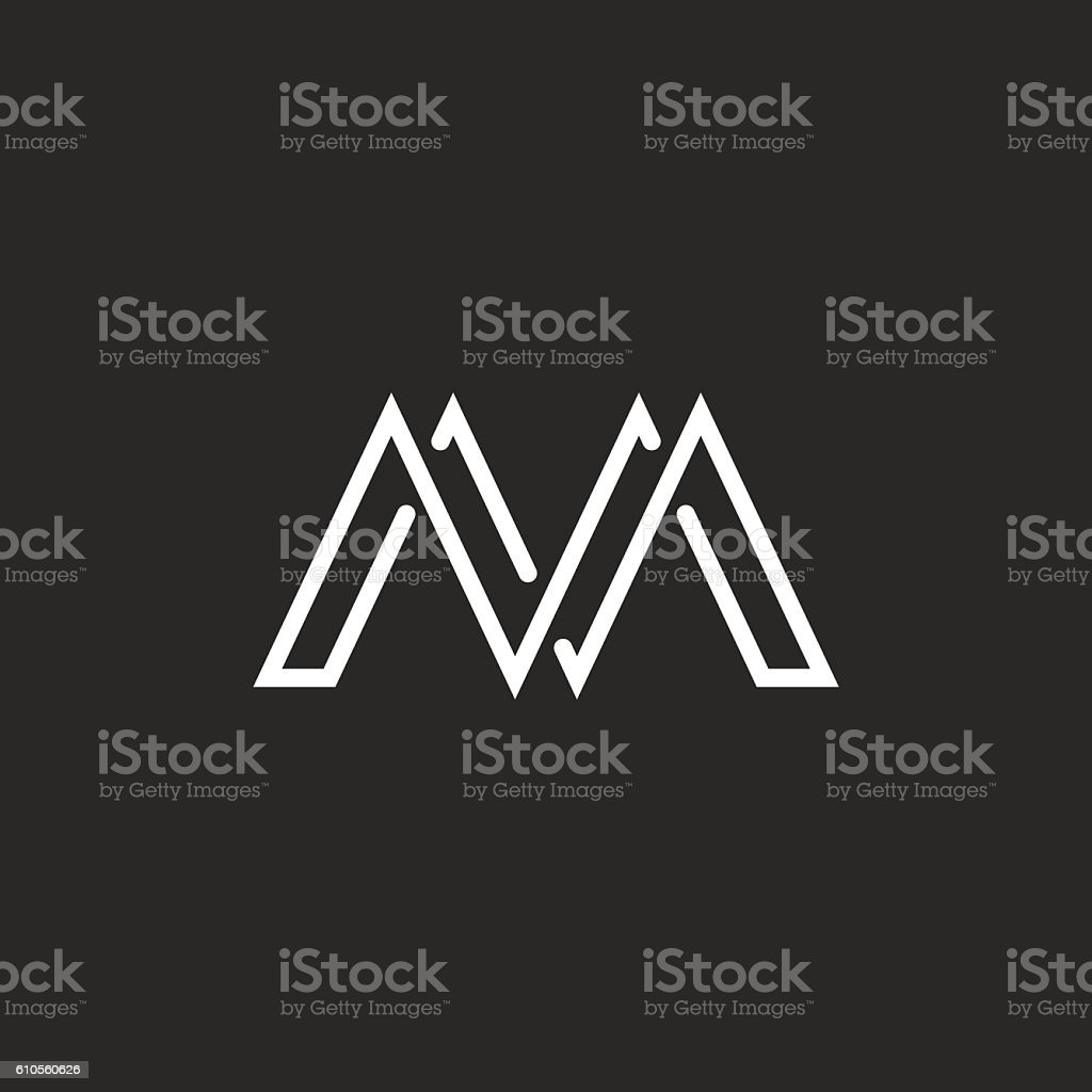 White M And M Black S