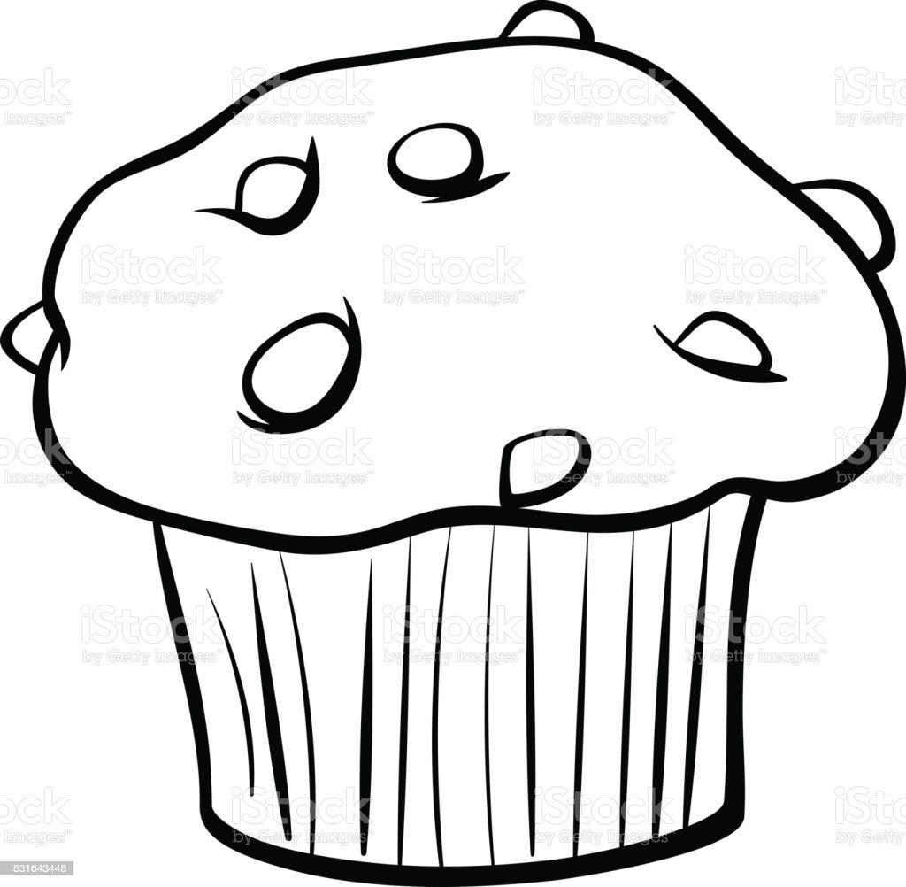27 Gratis Muffin Malvorlage Beste Malvorlagen