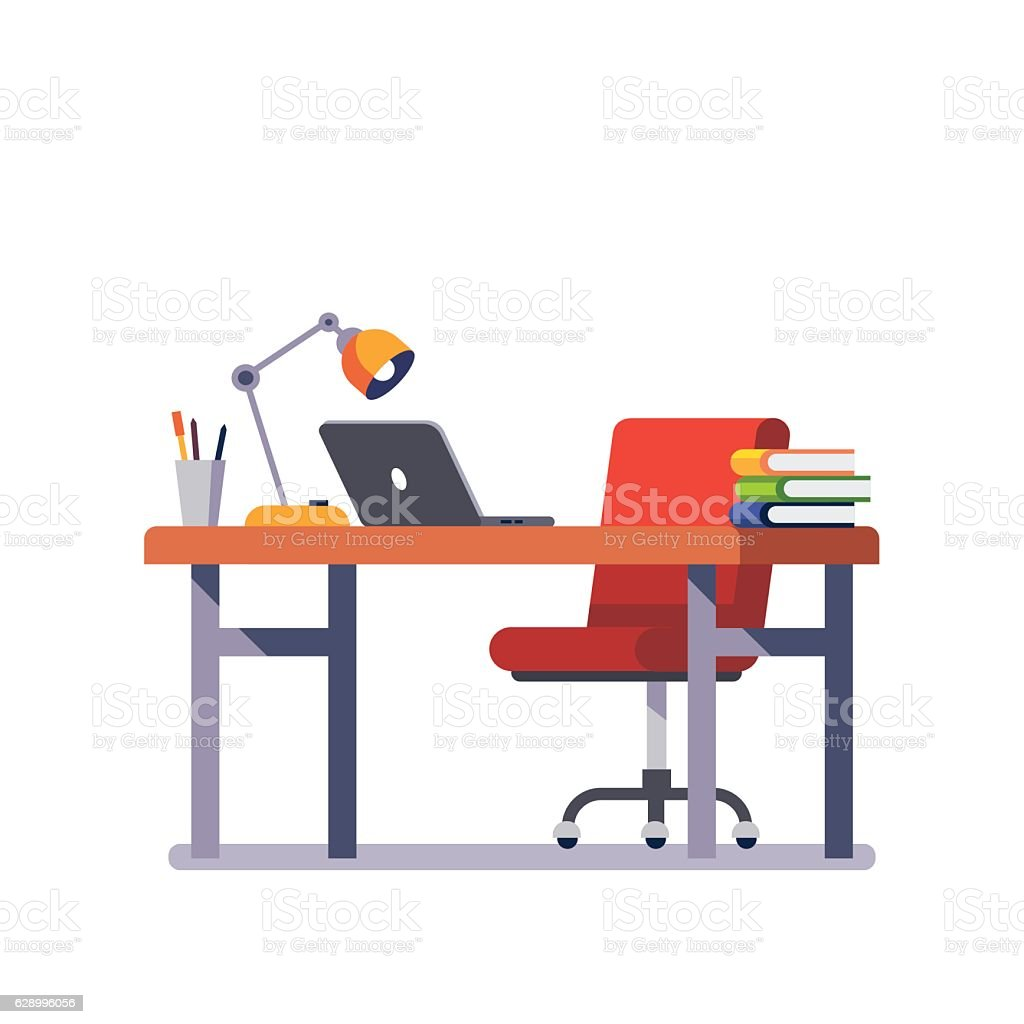 royalty free office chair clip