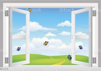 window open clip vector illustrations illustration similar