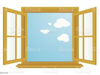 window open clipart vector clip fenster offenes illustrations illustration sbrhs controversy cartoons clips clipartstation istockphoto