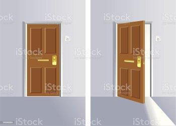 15 069 Closed Door Illustrations Royalty Free Vector Graphics & Clip Art iStock