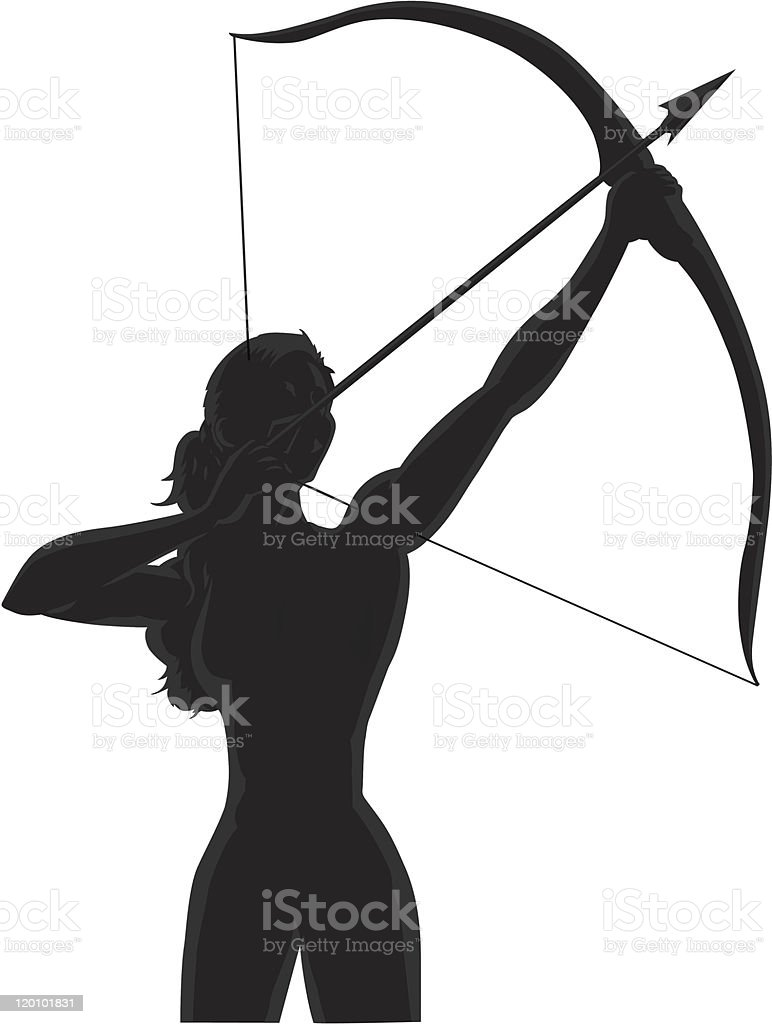 Royalty Free Archery Clip Art Vector Images