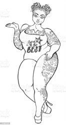 plus outline body clip woman vector illustrations illustration silhouette cartoons