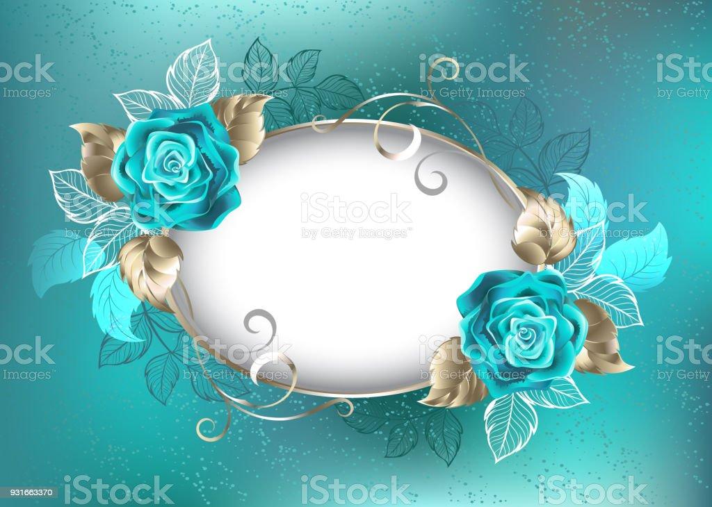 royalty free tiffany blue clip