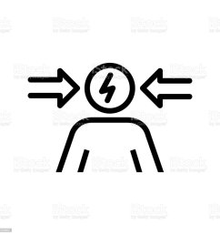 overcome yourself icon illustration  [ 1024 x 1024 Pixel ]