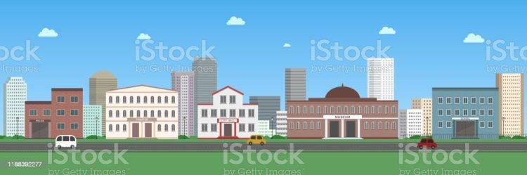 205 Town Hall Cartoons Illustrations Royalty Free Vector Graphics & Clip Art iStock