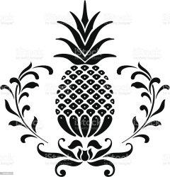Pineapple Vector Art & Graphics freevector com