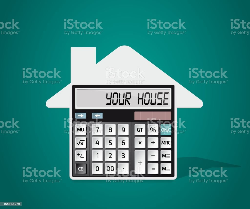 royalty free mortgage calculator