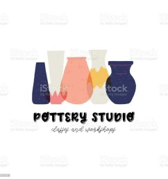 pottery studio business card template and clipart royalty free pottery studio business card template and [ 1024 x 1024 Pixel ]