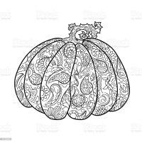 Halloween Ausmalbilder Kürbis   Ausmalbilder