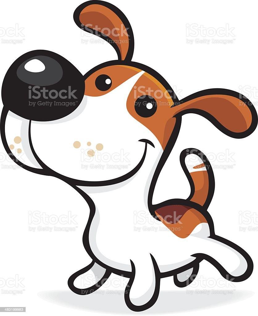 dog clip art vector & illustrations