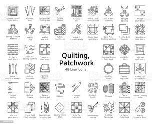 30 395 Quilt Illustrations Royalty Free Vector Graphics & Clip Art iStock