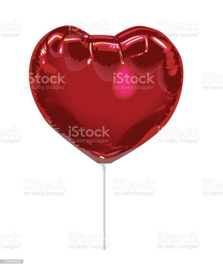 foil balloon clip art vector