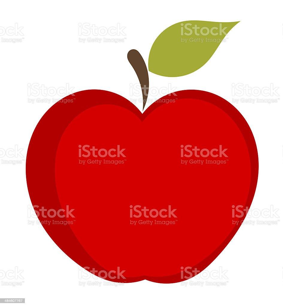 vectores de manzana illustraciones