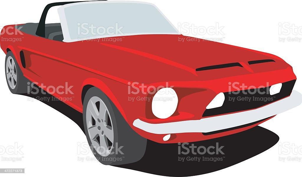 Mustang Horses Clip Art Vector Images Illustrations