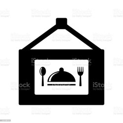 Restaurant Icon Vector Isolated On White Background Restaurant Sign Food Symbols Stock Illustration Download Image Now iStock