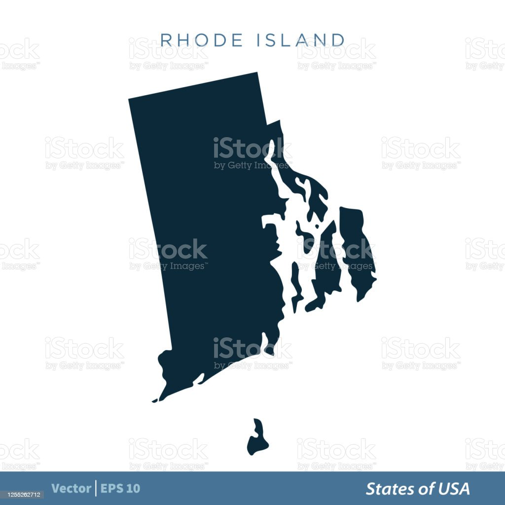 · providence is a city found in rhode island, the united states of america. Rhode Island States Of Us Map Icon Vector Template Illustration Design Vector Eps 10 Stock Illustration Download Image Now Istock