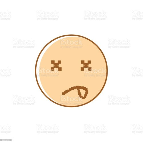 small resolution of sad cartoon face negative people emotion icon illustration