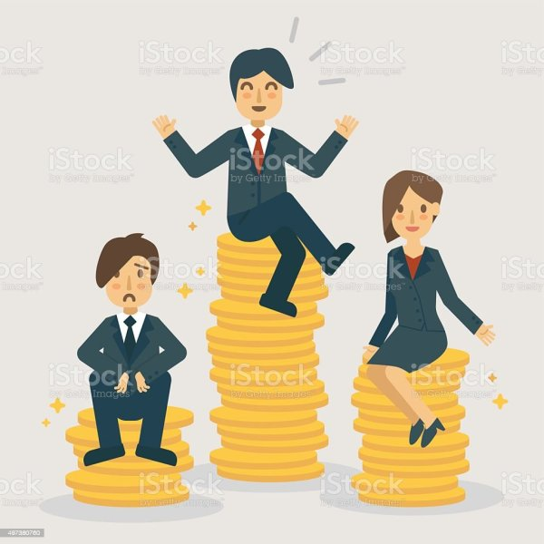 Salary Ranges And Position Grades Business Concept