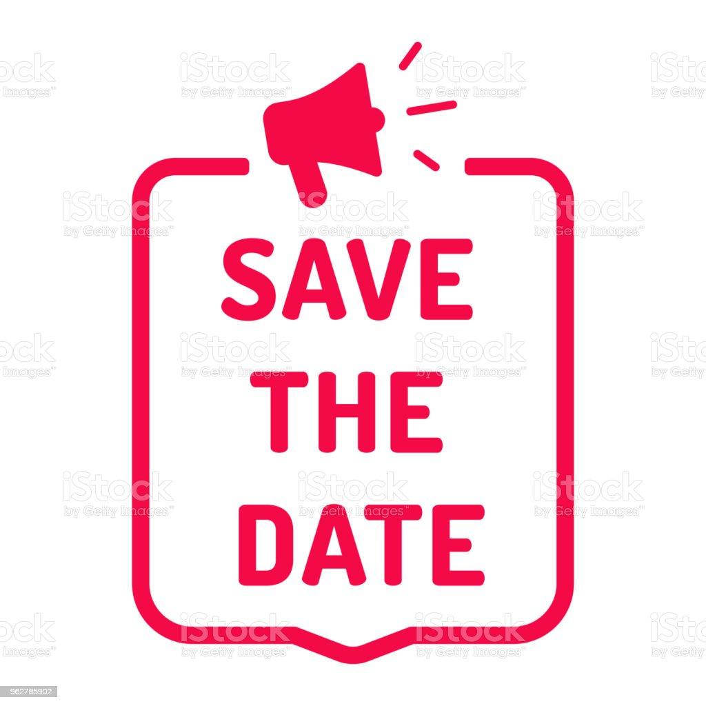 save dates illustrations