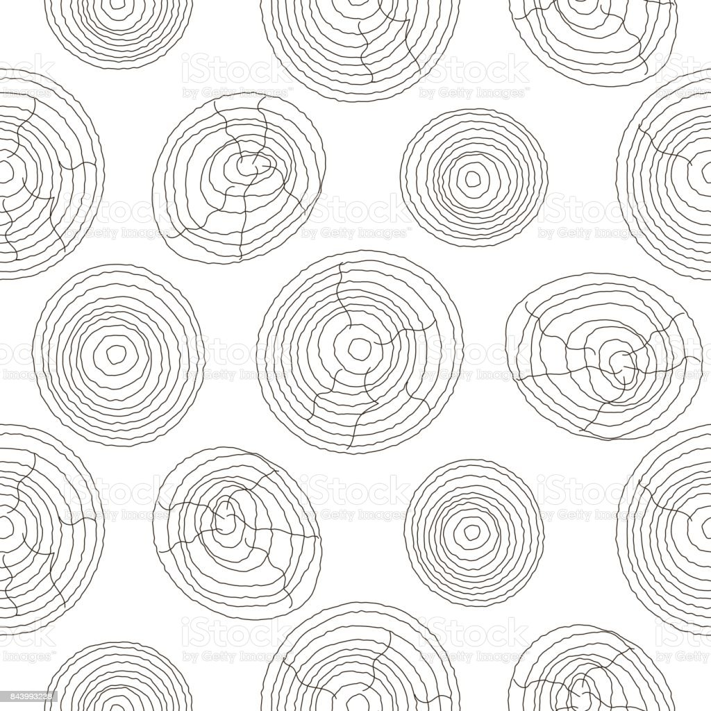 Seamless Cork Wood White Pattern Wooden Texture Vector