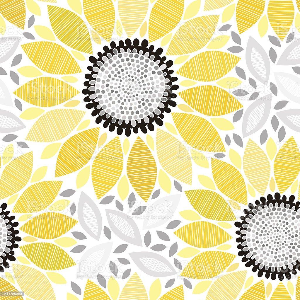 royalty free sunflower clip art