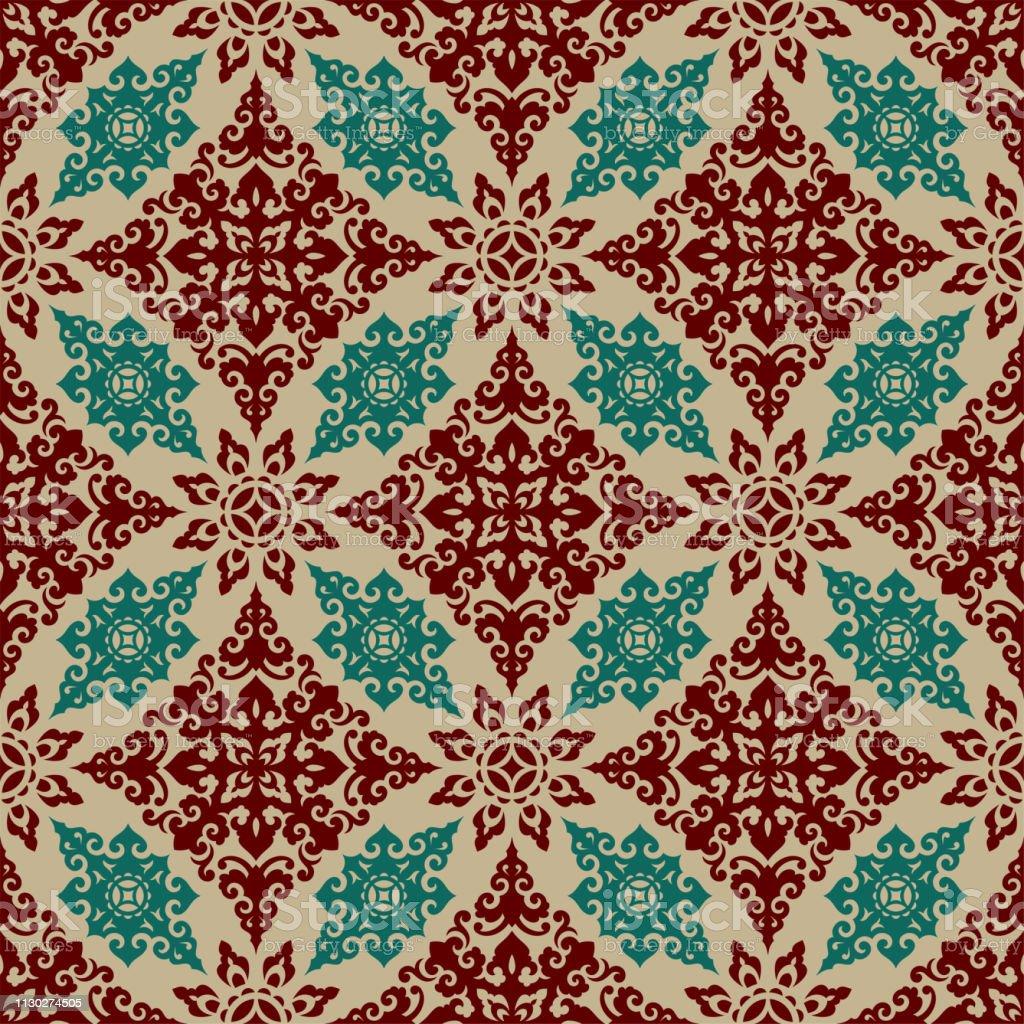 https www istockphoto com fr vectoriel sans soudure traditionnelle motif ornemental asiatique japonais chinois ou gm1130274505 298868672